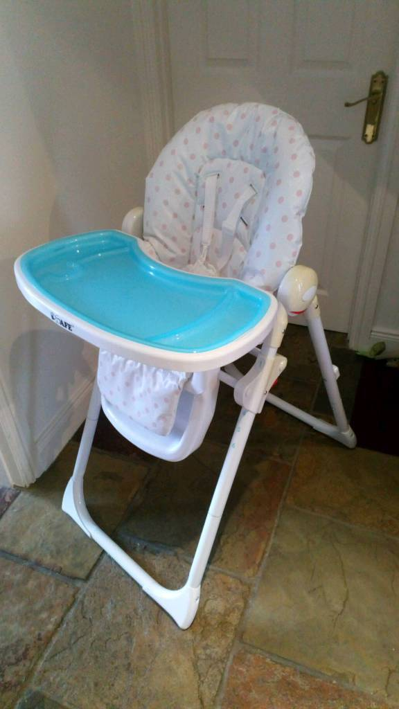 iSafe MAMA Highchair