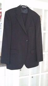 Mens suit from Next