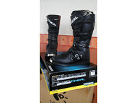 ONeal Moto X boots Size 10