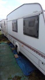 1999/2000 Eldiss Gleneagles Caravan For Sale 4 berth