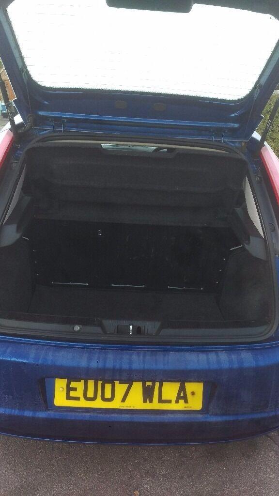 Fiat Grande Punto Hatchback (2006 - 2008) MK1 1.2 Active 3dr