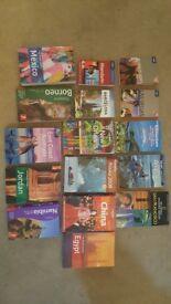 Range of travel guides