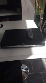 SKY PLUS HD BOX AMSTRAD DRX780UK COMES WITH REMOTE
