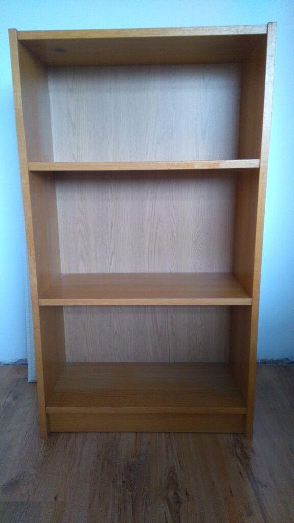 2 matching shelves