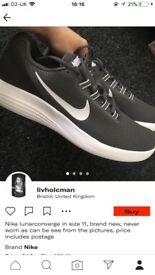 Nike grey size 11 brand new with box