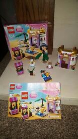 Princess Jasmine Lego Set