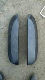 Vauxhall corsa c tinted rear lights
