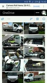 Movano 2.5 tipper low miles 60k