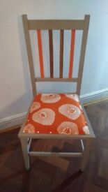 Fantastic Funky Upcycled Chairs