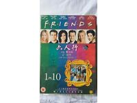 Friends the whole 10 series set DVD - Used