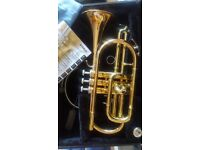 Yamaha cornet YCR4330. As new.
