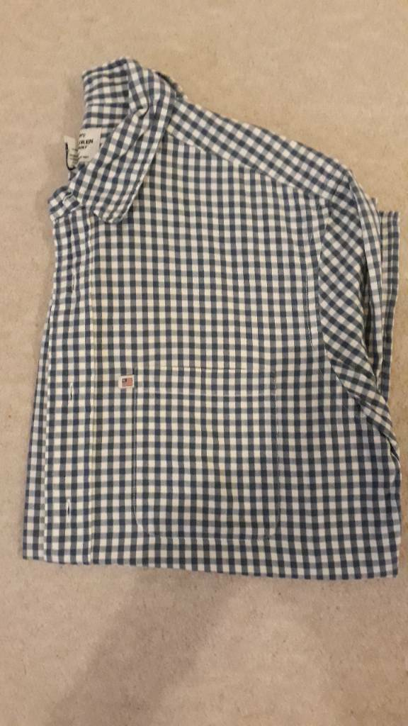 f54245af3c5f6 denmark ralph lauren mens sleeveless shirt pattern ebcea 7d16d