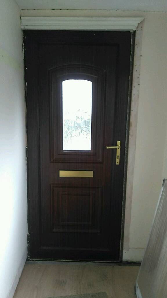 Upvc Front Door In Spilsby Lincolnshire Gumtree