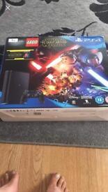 PS4 1tb new