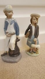 Lladro Figurines in Excellent Condition