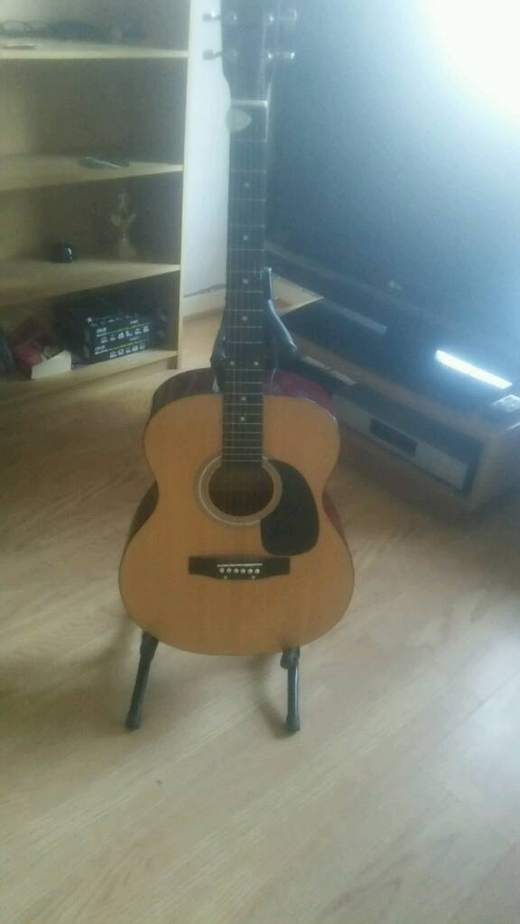 Elevation acoustic guitar *sold pending collection*