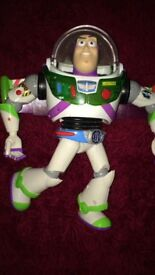 Buzz light year action figure