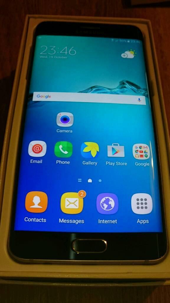 Samsung galaxy S6 Edge plus unlocked