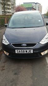 ford galaxy 2.0 TDCI Zetec full history ford dealer £4199