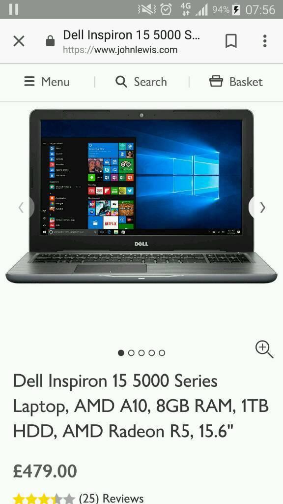 Dell Inspiron 15 5000 Series | in Feltham, London | Gumtree