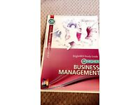 HIGHER BUSINESS MANAGEMENT BRIGHT RED BOOK