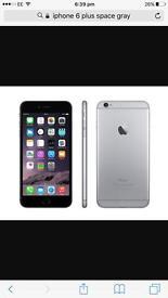Iphone 6Plus 16gb Sim Free