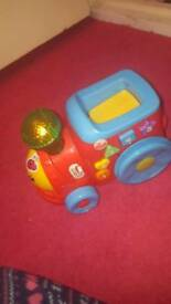 Fisherprice musical train