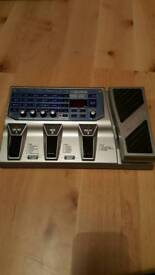 BOSS ME-20 Multifx pedal board