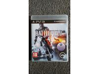 Battlefield 4 PS3 game for sale 5quid