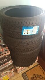 Tyres brand new 255/35zr20