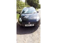 2010 Fiat Punto Sporting Multijet, Diesel 3 Door Manual Hatchback