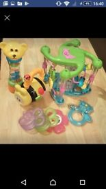 **BABY TOY BUNDLE**