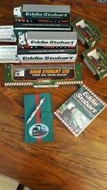 Eddie Stobart collectors lot. Lorry. Toys. Boxed.