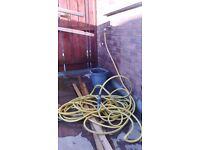 Garden hose £5