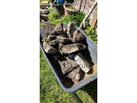 FREE RUBBLE / HARDCORE - PERFECT FOR SHED BASE