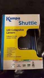 Brand New LED Collapsible Lantern for Caravan, Motorhome, Camping or Home Use