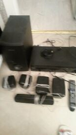 Samsung Audio/sterio equipment