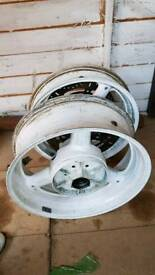 GSXR 750 SRAD wheels 1996-2000