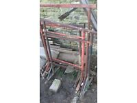 builders tressells for sale used