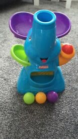 Playskool popping elephant