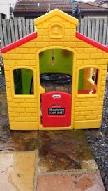 Little Tikes Town Playhouse Evergreen