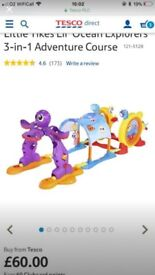 Little tikes ocean adventure