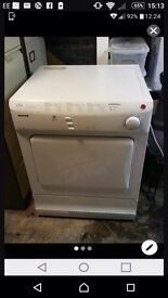 Hoover condenser dryer