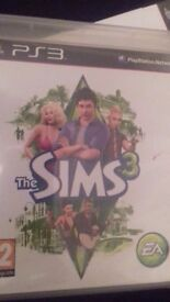 SIMS game for PS3