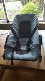 Baby Bouncer/Seat/Carrier & changing Mat
