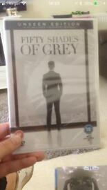 Fifty shades of grey dvd - brand new