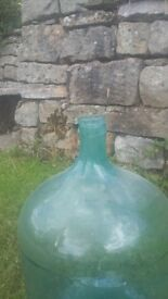 Antique demi john/medicine bottle