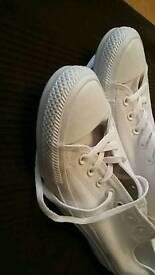 Converse allstar trainers shoes new size uk 13 shop return slight mark never worn