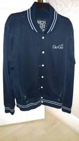Gio Goi varsity baseball jacket