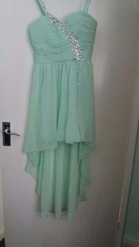 Mint Green Quiz Dress Size 16 In Enfield London Gumtree